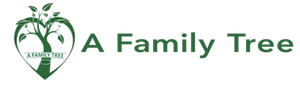 A Family Tree Logo